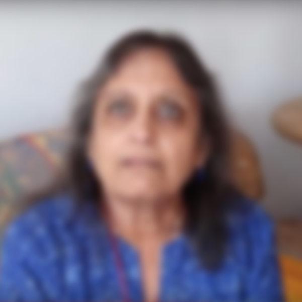 Dr. Charubala Ramamurthy